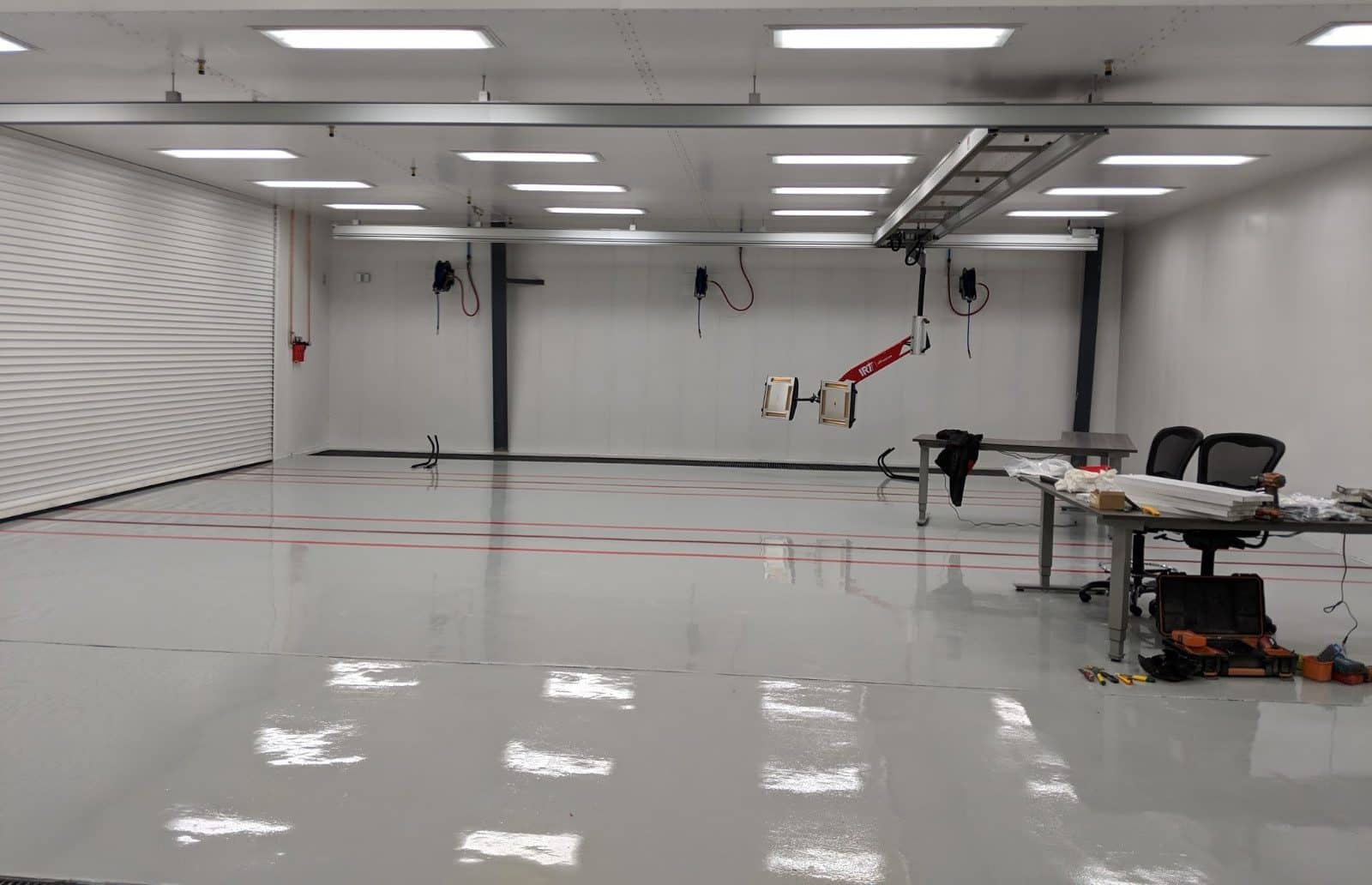 Automotive & Industrial Paint Booth Experts 1